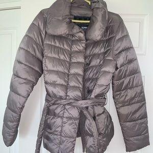 Barbour Grey Jacket